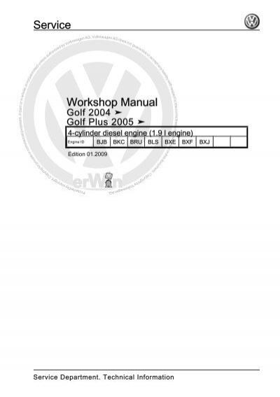 4-cylinder diesel engine (1.9 l engine).pdf