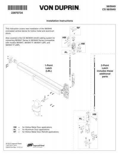 VON DUPRIN WIRING DIAGRAM - Auto Electrical Wiring Diagram