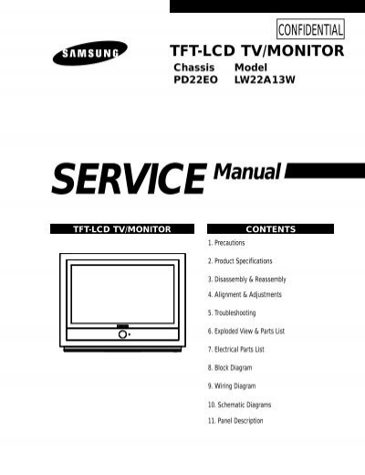 Samsung LW22A13WX.pdf