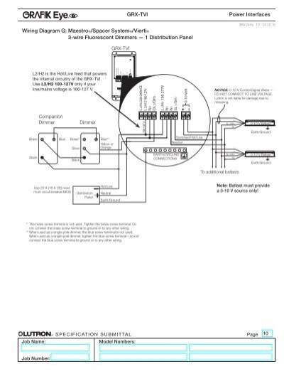 Lutron Ceiling Occupancy Sensor Wiring Diagram