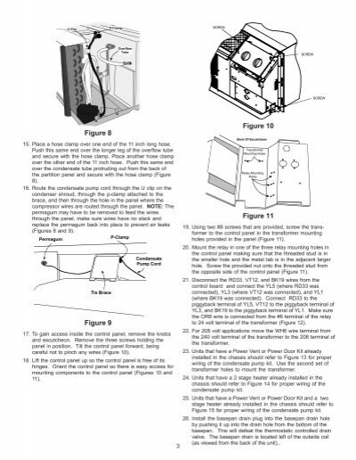 Dometic 3313192 000 Wiring Diagram Dometic Analog