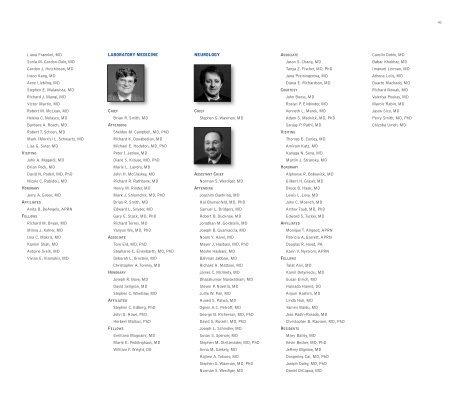 40 COURTESY Alan S. Klige