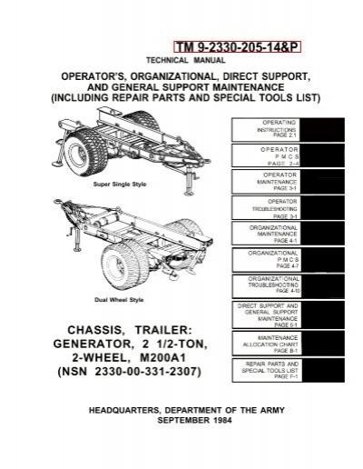 TM 9-2330-205-14&P