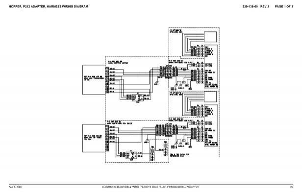 HOPPER, P212 ADAPTER, HARNESS WIRING DIAGRAM.pdf