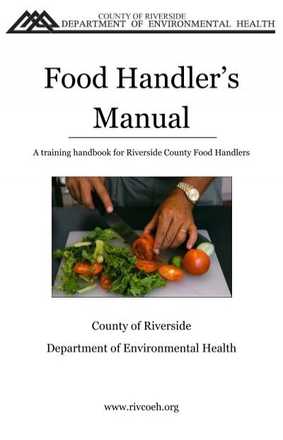 Food Handlers Questions And Answers
