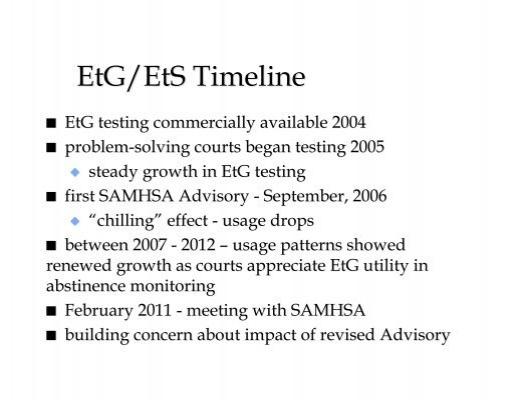 Etg Test Time Chart - Arenda-stroy