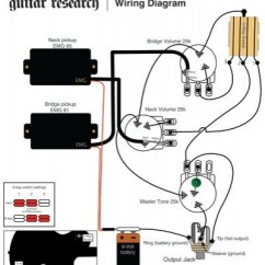 Emg Wiring Diagram 81 85 1 Volume Tone Ac Motor Speed Controller Circuit Hellraiser Special Solo 6 - Schecter Guitars