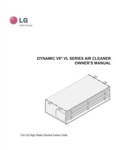 Dynamic V8 Air Cleaner Co