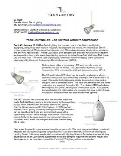 tech lighting led led lighting without