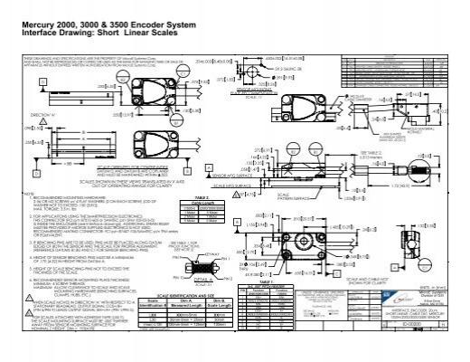 Mercury 3000 Dual Axis Av