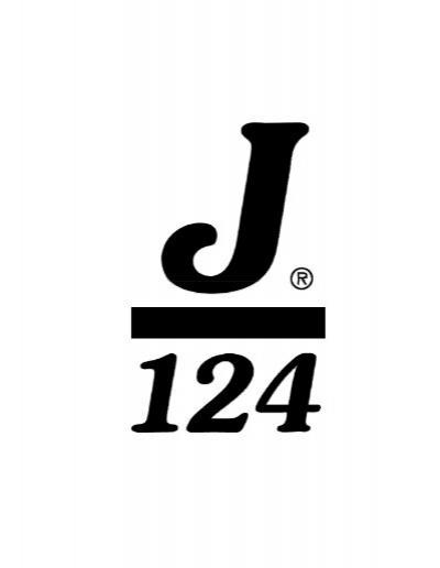 J/124 OWNER MANUAL 4Intro