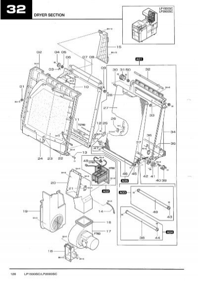 O RACK DRIVE SECTION Draw