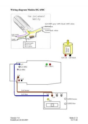 Wiring diagram Ma