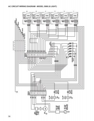 AC CIRCUIT WIRING DIAGRAM