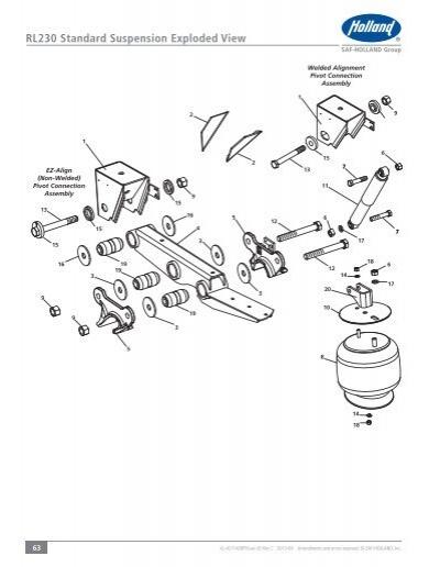 RL228 Standard Suspension