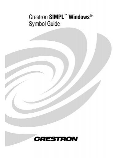 Software Crestron