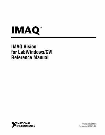 imaqWriteBMPFile Chapter