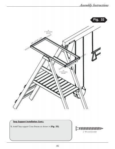 Swing N Slide Instructions
