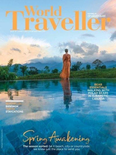 world traveller march 2019