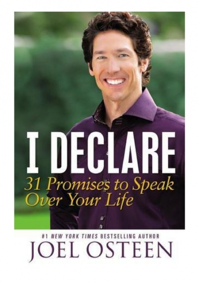 E-book Download I Declare: 31 Promises to Speak Over Your Life Full Online