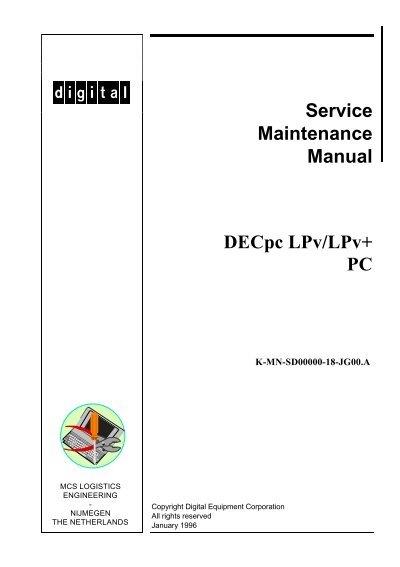 Digital DECpc
