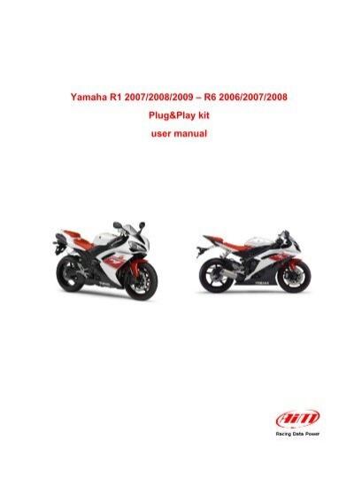 Yamaha R1 2007/2008/2009