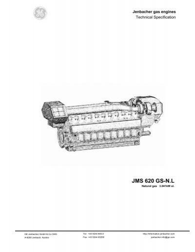 JMS 620 GS-N.L