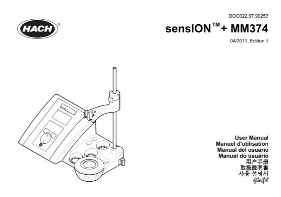 sensION™+ MM374