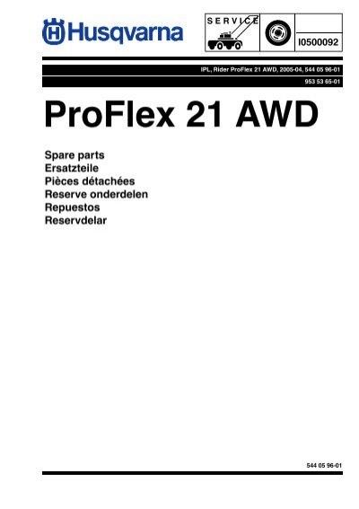 IPL, Rider ProFlex 21 AWD, 953 53 65-01, 2005-04