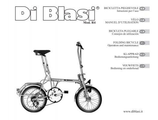 Mod. R4 www.diblasi.it