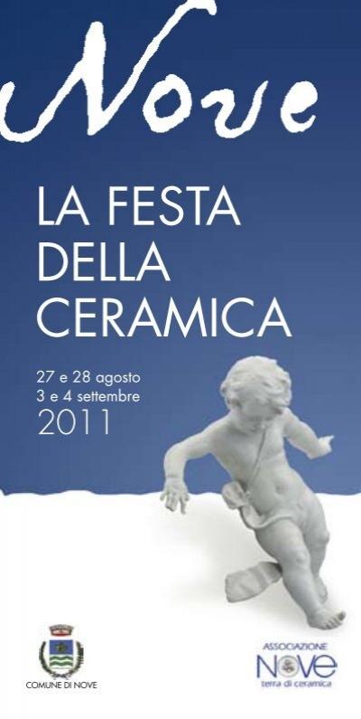 3 room flat in piazza della ceramica, nn, nove. La Festa Della Ceramica Comune Di Nove