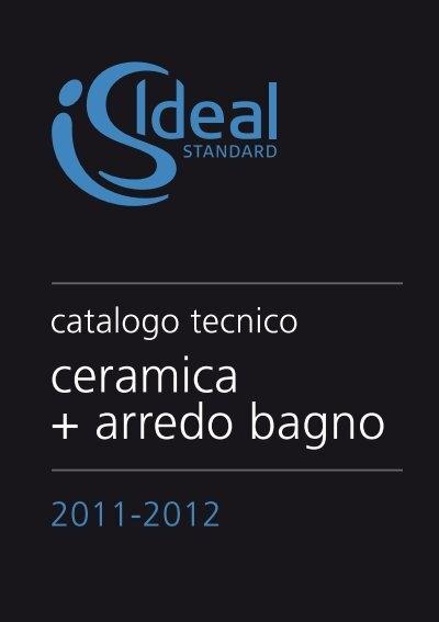 Ceramica  Arredo Bagno  Cataloghi  Ideal Standard