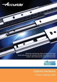 Cabinet Hardware - Accuride