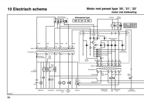 10 Electrisch schema VD00