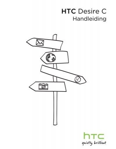 HTC DESIRE C HANDLEIDING NEDERLANDS PDF