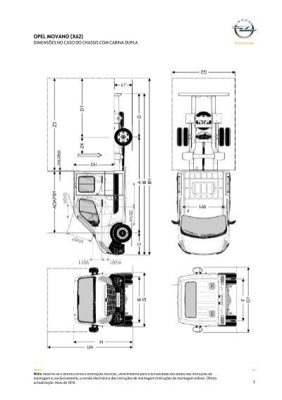 Guia de Transformações Opel Movano Parte 7