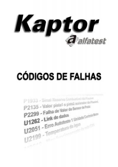 Kaptor Códigos d