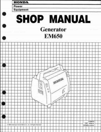Shop Manual Honda Gx160. Affordable Honda Gcv Gcv Gcv Gsv