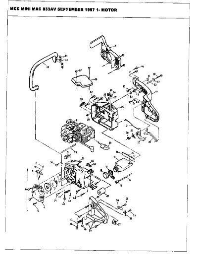 Mxc1840d parts