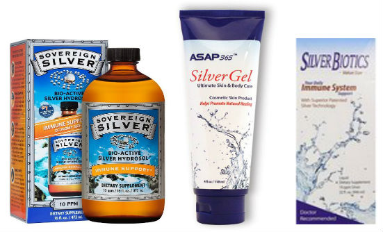 colloidal silver brands