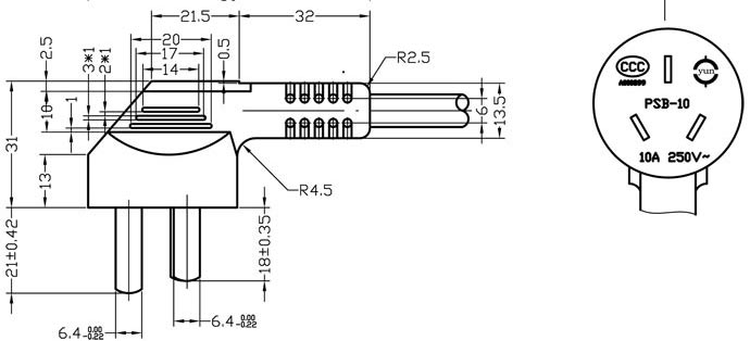 Wiring Diagram For 3 Prong Plug