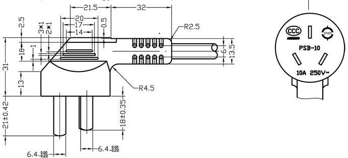 wiring 110v plug uke