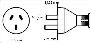 International Power Cord Guide
