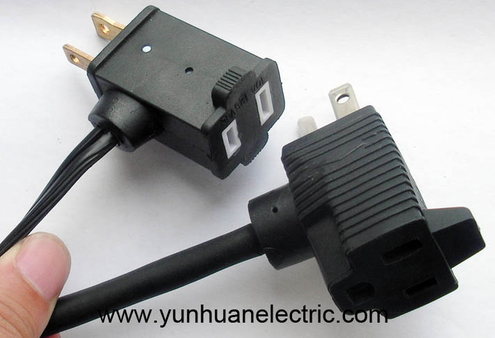 wiring diagram for extension cord trailer electrical nema 5-15p pigtail america power cord,piggyback plug