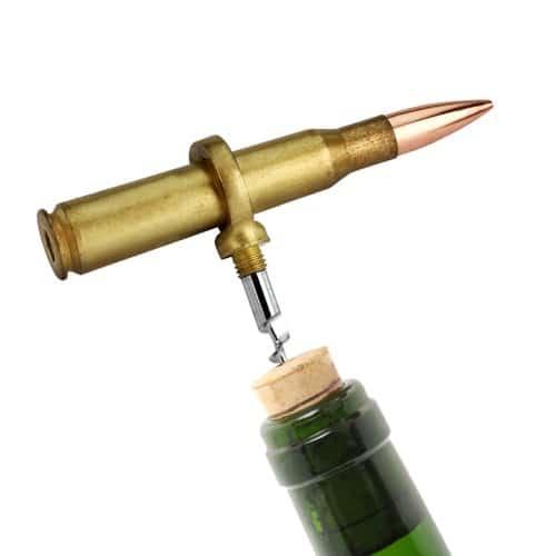 50 Calibre Bullet Corkscrew