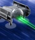 Star Wars Battle Drone Tie Advanced X1 -Collectors Deluxe Edition