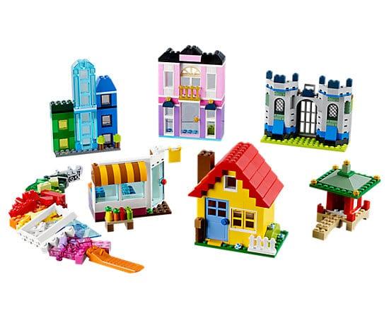 Lego Classic Creative Builder Box (10703) - Yuppie Gadgets