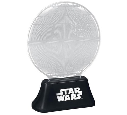 Star Wars Death Star Acrylic Light