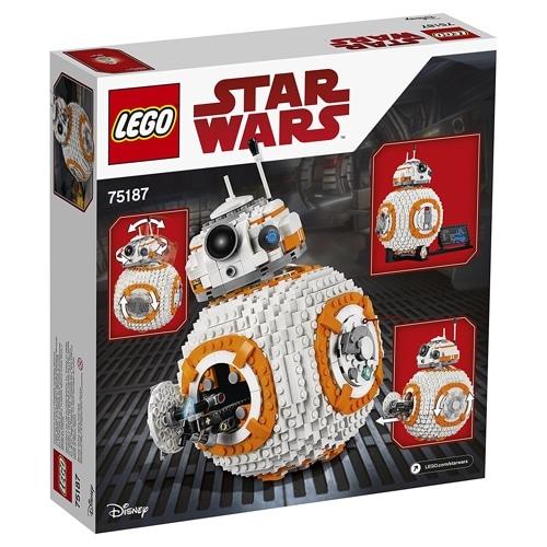 Lego Star Wars BB8 Building Kit (75187)