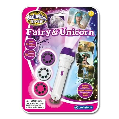 Fairy & Unicorn Torch and Projector